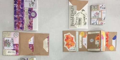 Adults Roald Dahl Bookmaking Workshop