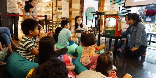 Kids Expression Workshop @ Sunway Iskandar