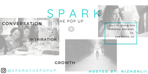 Spark: The Pop Up- Leadership and Growth Workshop