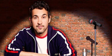 Mark Normand from Comedy Central, Conan and HBO tickets