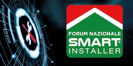 Forum Smart Installer - Vicenza, 26 giugno biglietti