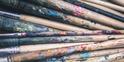 Craft Social: Silk Painting