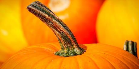 Craft Social: Pumpkin Sewing tickets