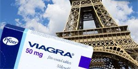 Viagra a Paris billets