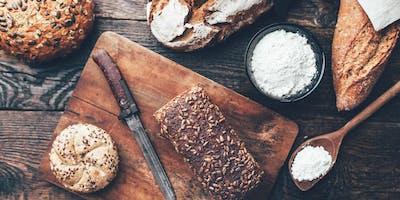 Scandinavian breadmaking with Anna\