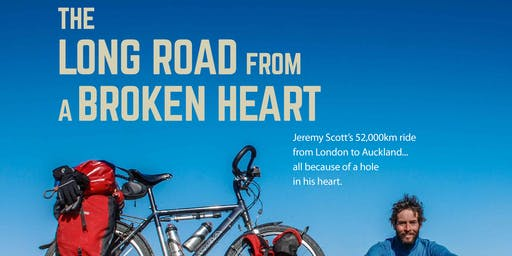 The Long Road from a Broken Heart - Author Talk with Jeremy Scott