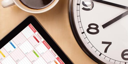 Time Management – Increase your productivity and obtain a better work-life balance