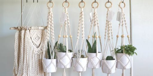 Craft Social: Macramé