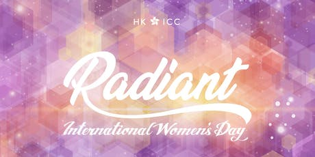 Radiant 2019 International Women's Day tickets