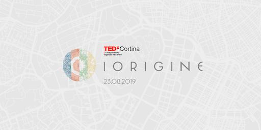 TEDxCortina IOrigine