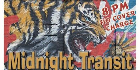 Midnight Transit w/ Sebastian Saint James tickets