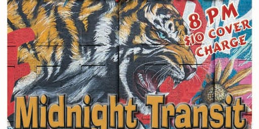 Midnight Transit w/ Sebastian Saint James