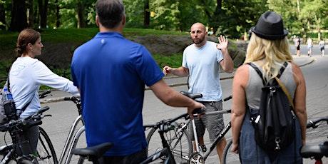 Central Park Bike Tours tickets