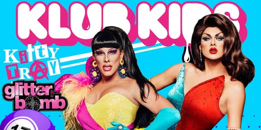 KLUB KIDS CARDIFF presents The Sisters of Season 11 (ages 18+)