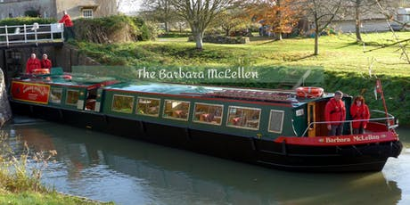 Bradford on Avon Business Breakfast June 2019 on The Barbara McLellan Barge tickets