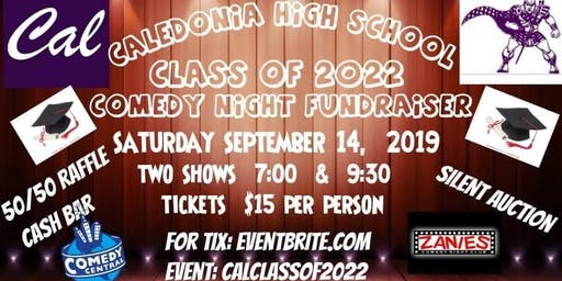 Class of  2022 Comedy Night