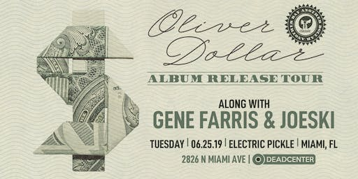 Oliver Dollar, Gene Farris & Joeski by Deadcenter