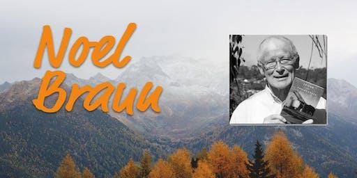 Author Talk - Noel Braun - Grief and walking the Camino de Santiago
