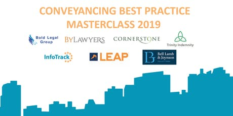 Conveyancing Best Practice Masterclass 2019 - Leeds tickets