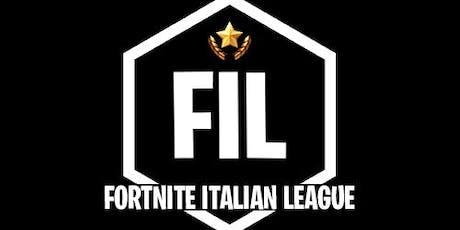 Fortnite Italian League biglietti