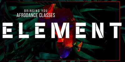 ELEMENT AFRODANCE CLASS
