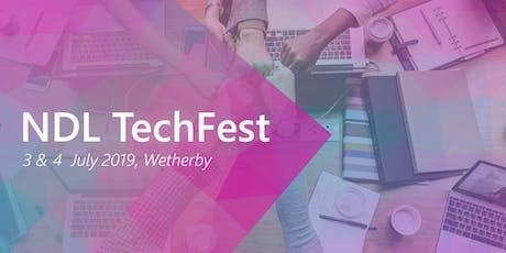 NDL TechFest 2019 tickets