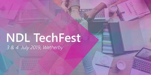 NDL TechFest 2019