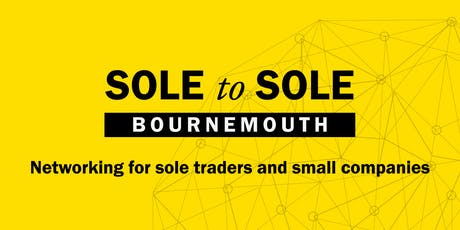 Sole to Sole Bournemouth - Networking Evening - June 2019 tickets