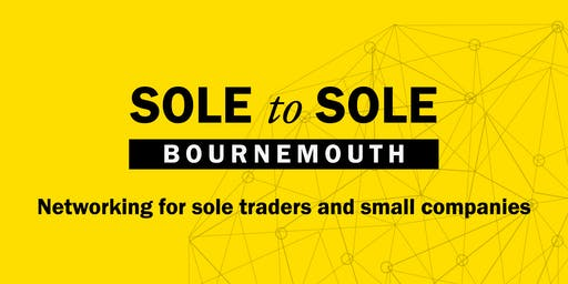 Sole to Sole Bournemouth - Networking Evening - June 2019