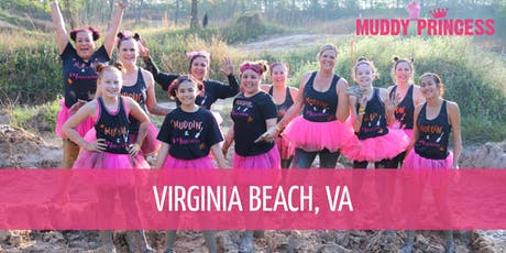 Muddy Princess Virginia Beach tickets