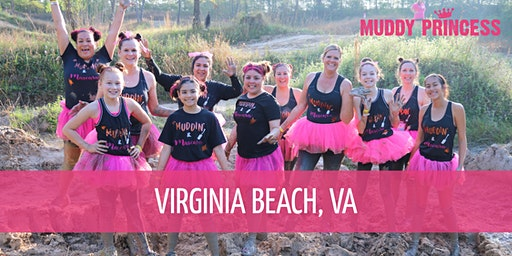 Muddy Princess Virginia Beach, VA
