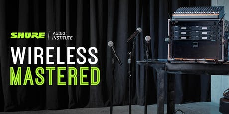 Wireless Mastered - Live Events at SSE, London tickets