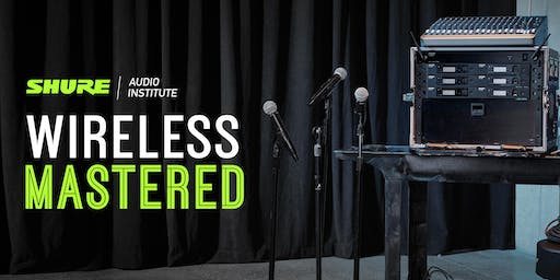 Wireless Mastered - Live Events at SSE, London