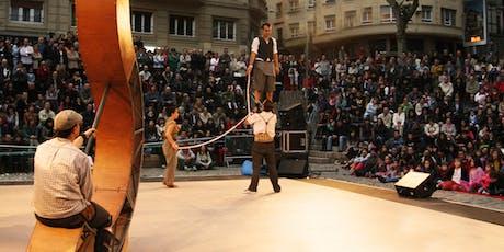 Vaivén Circo | Festival Deltebre Dansa entradas