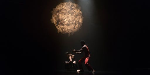 Linda Kapetanea & Edivaldo Ernesto | Festival Deltebre Dansa