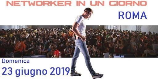 Corso Networker In Un Giorno con Fabrizio Mellone a ROMA