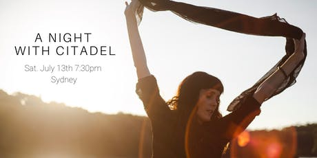 A Night With Citadel tickets