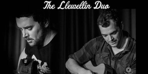 The Llewellin Duo returns! (with Mexican Buffet)