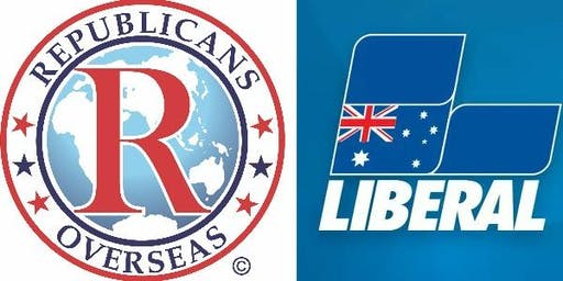 Politics & A Pint! with Republicans Overseas  and the Australian Liberals