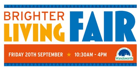 Brighter Living Fair tickets