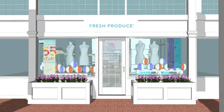 Fresh Produce East Hampton Pop-up tickets