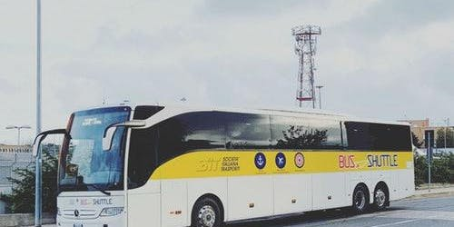 Shuttle Bus Between Civitavecchia and Rome