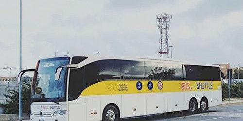 Shuttle Bus Between Civitavecchia and Rome