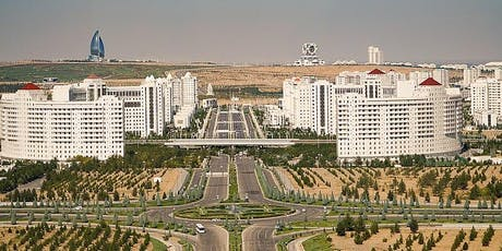 Spotlight on Turkmenistan tickets