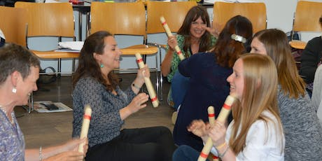 Teaching Classroom Music Through Singing: LEVEL 1 (2-day course) tickets