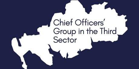 Chief Officers Group in the Third Sector July 2019 tickets
