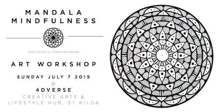 MANDALA MINDFULNESS: ART WORKSHOP tickets