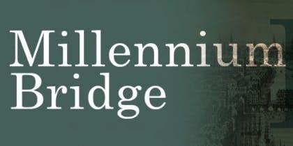 In the Footsteps of Mudlarks 25th August MILLENNIUM BRIDGE
