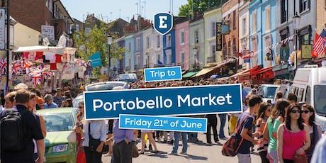 Trip to Portobello Market tickets