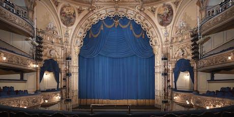 The Grand Theatre Blackpool – Past, present and future (Thornton) tickets